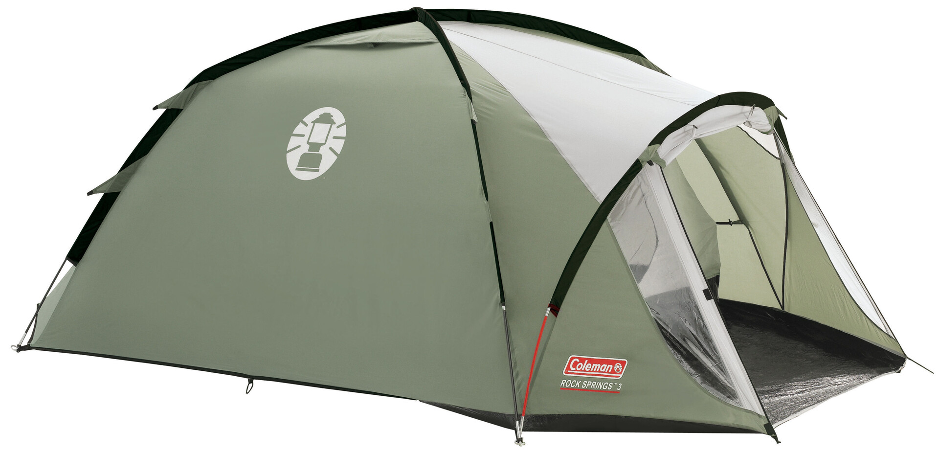 Coleman Rock Springs 4 Tent l Online outdoor shop Campz.nl
